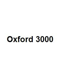 أهم 3000 كلمة في اللغة الإنجليزية كما حددتها أكسفورد