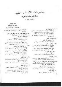 مخطوطات الأعشاب في خزائن مكتبات العراق