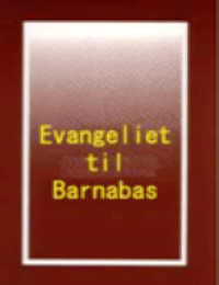 Evangeliet til Barnabas