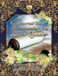 Tevrat&#039:tan Hikmetler Ve Güzel Öğütler