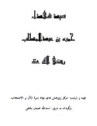 سید شهداء حمزه بن عبدالمطلب رضی الله عنه