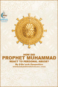 How Did Muhammad React to Personal Abuse?